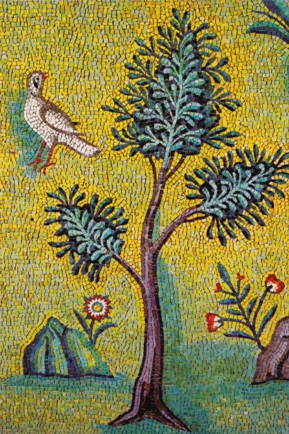 Detail from a garden