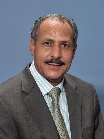 Zenagui Brahim, President of the NH MEP