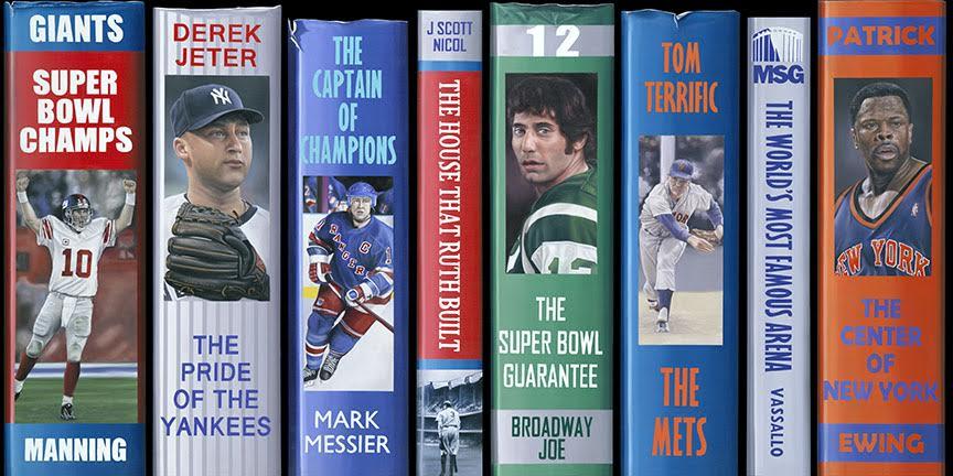 NY Sport Legends
