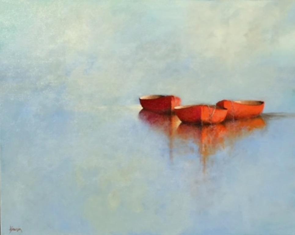 Berenson-Red Rowers 24x30.JPG