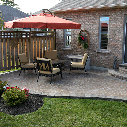 Backyard Patios -