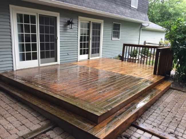 Deck Washing and Restoration Services and Companies Maryland | Virginia