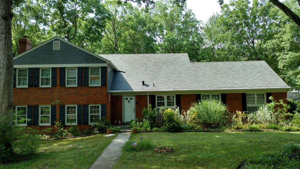 Roof Mold and Algae Removal Maryland | Virginia