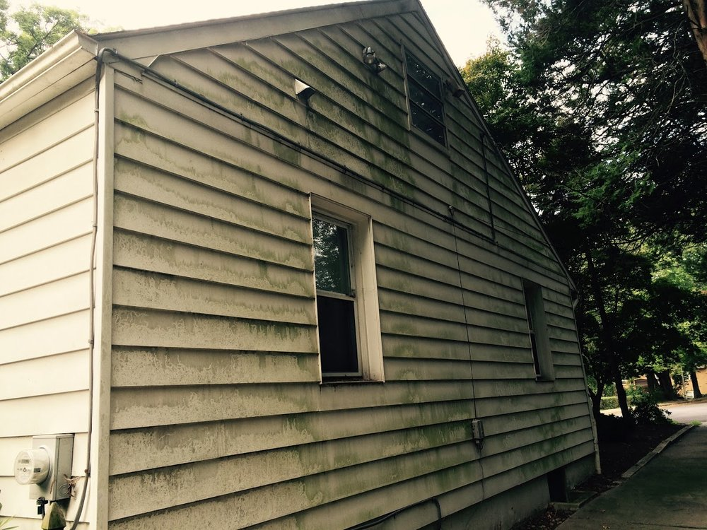 House Siding Cleaning Marylandand Virginia