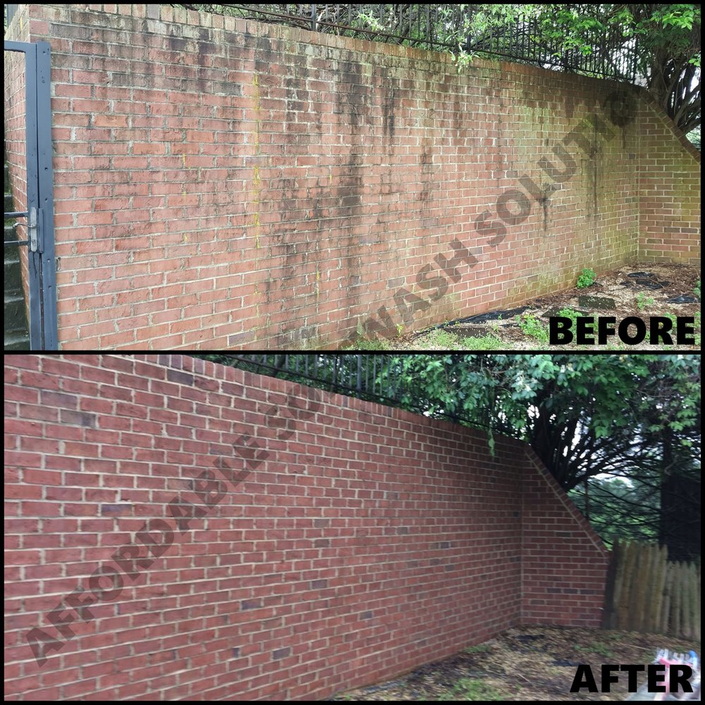 Attempting To Renew Your Brick? — Affordable PressureWash Solutions