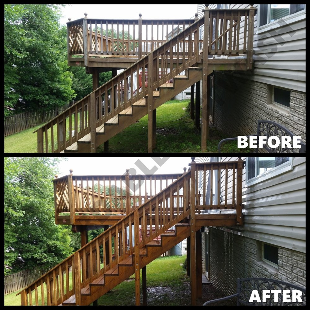 Deck cleaning and restoration companies