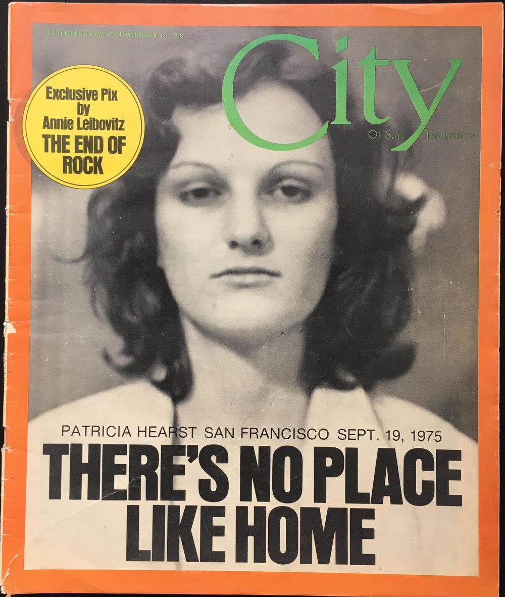 City Magazine Patty Hearst