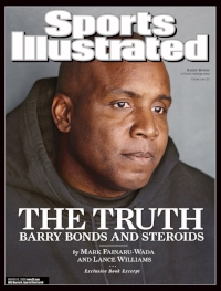 Sports Illustrated, Barry Bonds