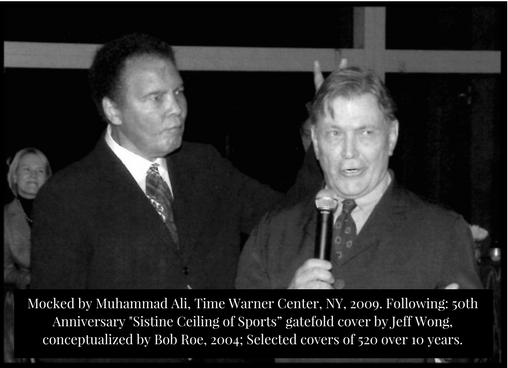 Muhammad Ali, Terry McDonell