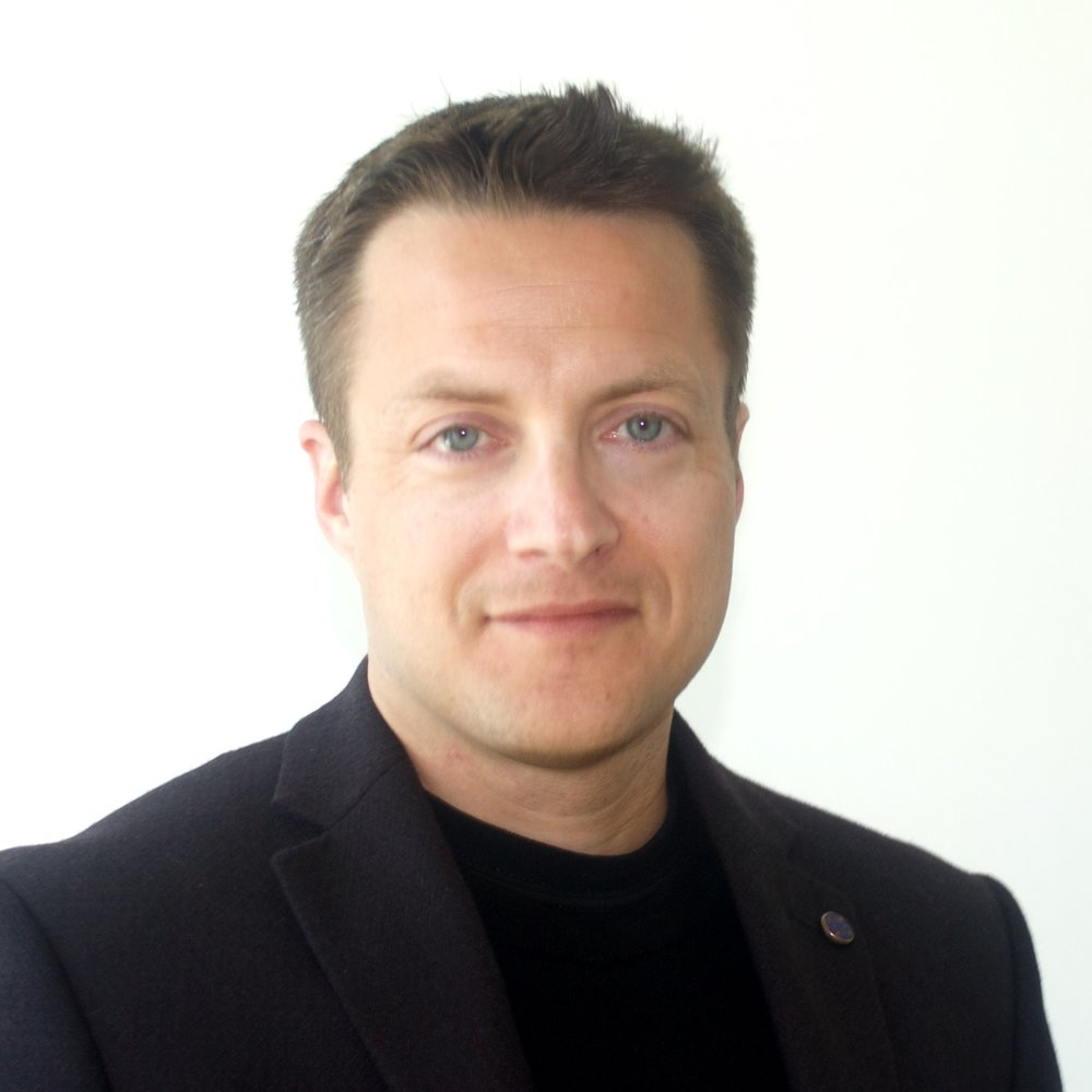 Erik Komarnicki - Partnership Development Lead