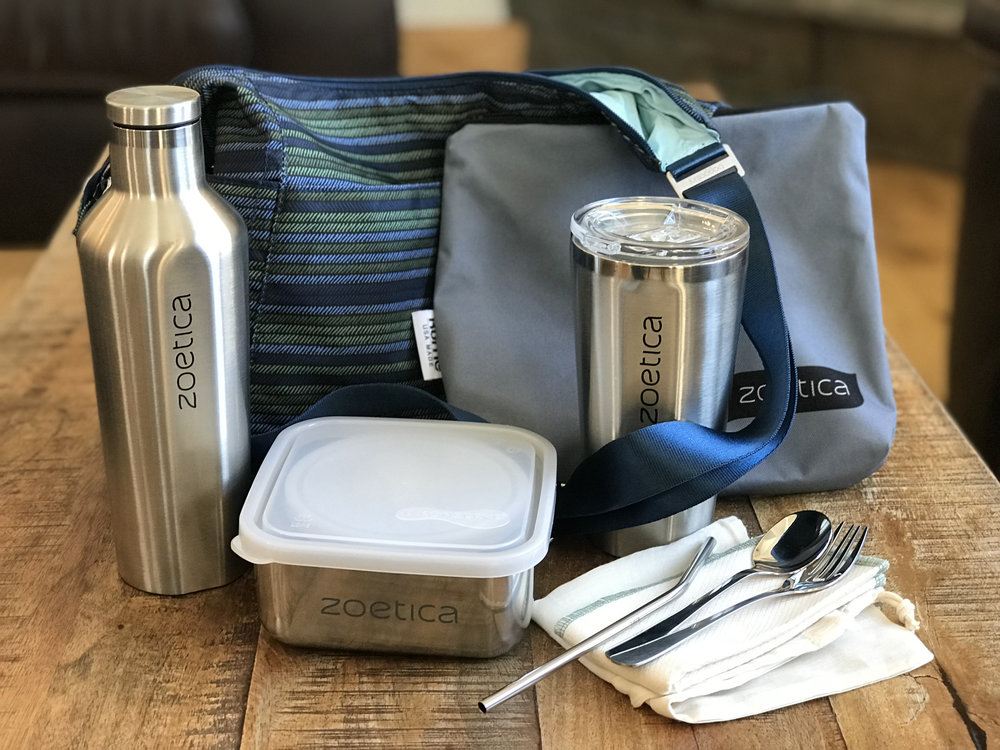 The Wayfarer - Zero Waste System