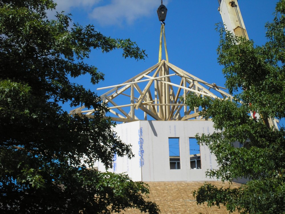 Home for our Faith - Renovation of the church and adoration chapel completed in 2017.