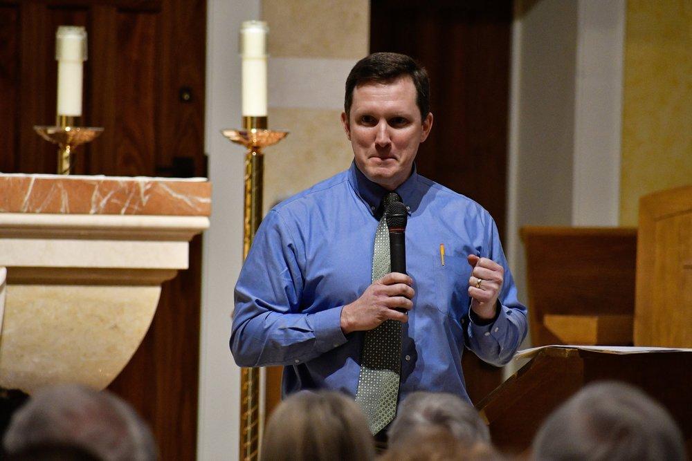 2018 Parish Mission - Reflections on