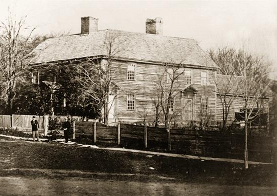 Catamount Tavern (late nineteenth century), Bennington Vermont