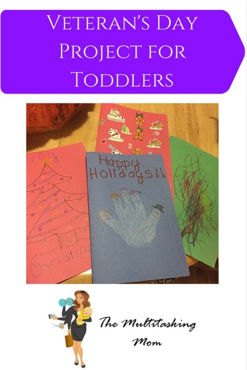 project for toddlers