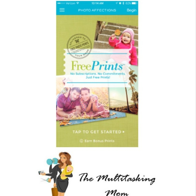 free prints app by photo affections the multitasking mom