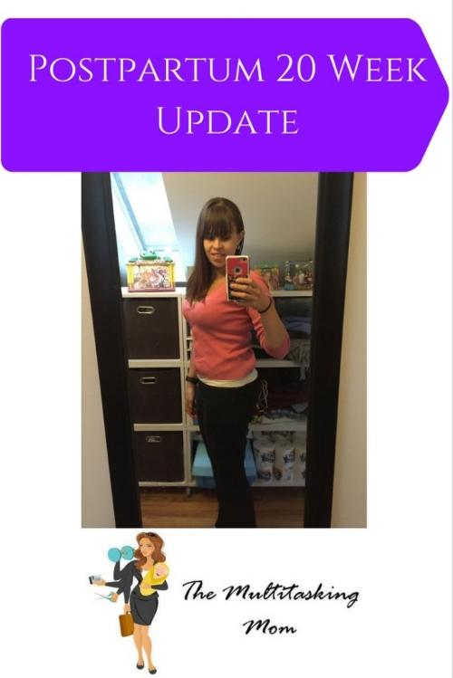20 week update