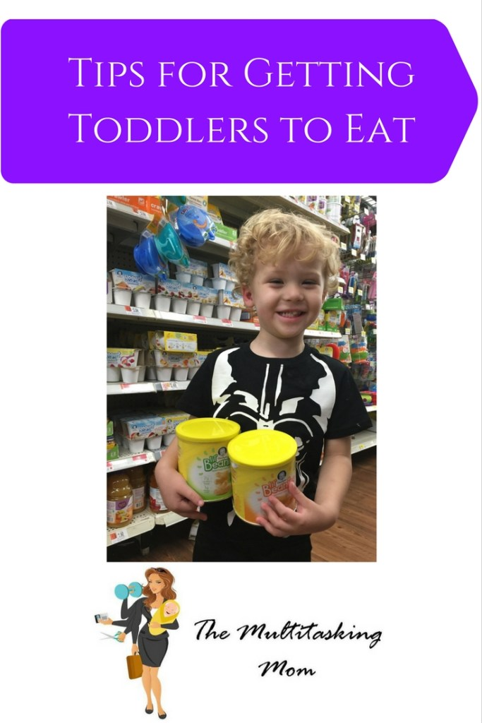 toddlers to eat