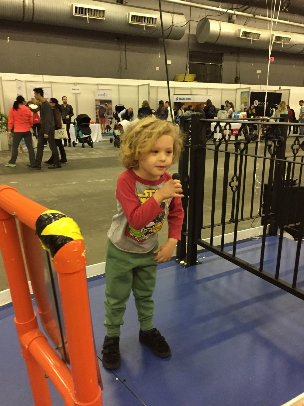 New York Baby SHow Recap