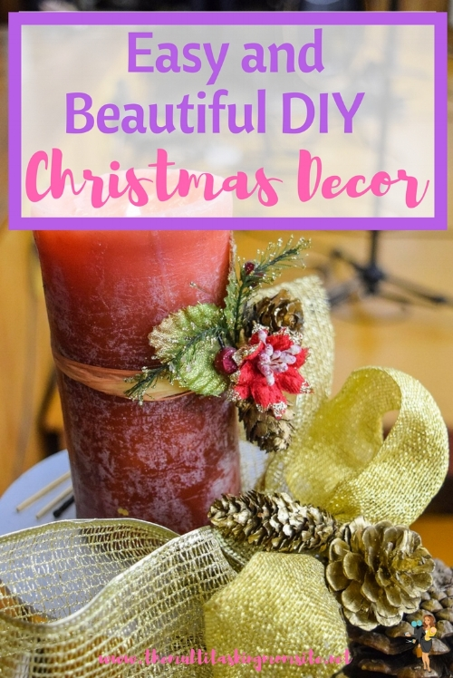 I have scoured the inter-webs for videos of holiday DIY projects that are easy and elegant all at the same time. Things you are totally capable of doing and would be proud to show off in your home.