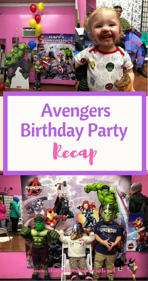 Check out how we put together an Avengers party for 5 Year Olds!