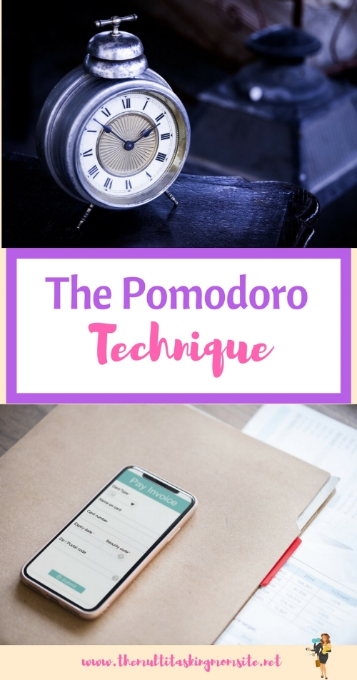 The pomodoro technique is a great way to get tasks done without distraction by setting aside focused blocks of time and breaks. This article explains how to use this method for your projects.