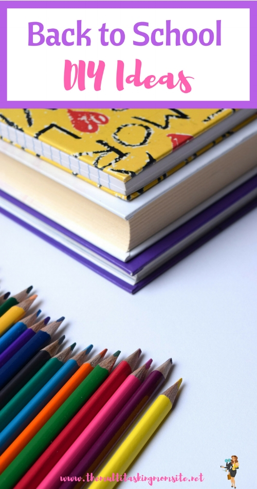Check out these awesome back to school craft projects that will help your kiddo get excited about going back to school.