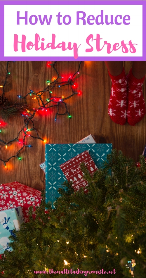 Check out these tips for having a relaxed fun filled holiday season without the stress.