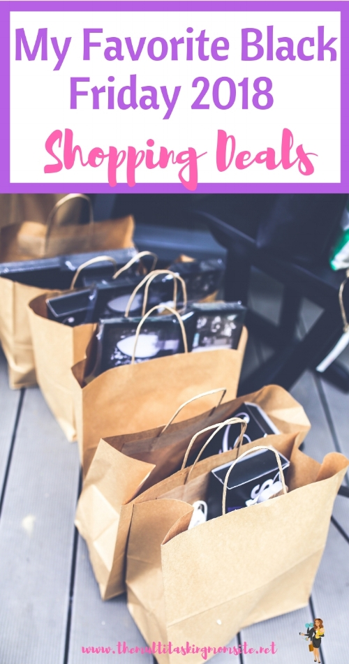 Check out the deals that I am most excited to shop for Black Friday 2018!