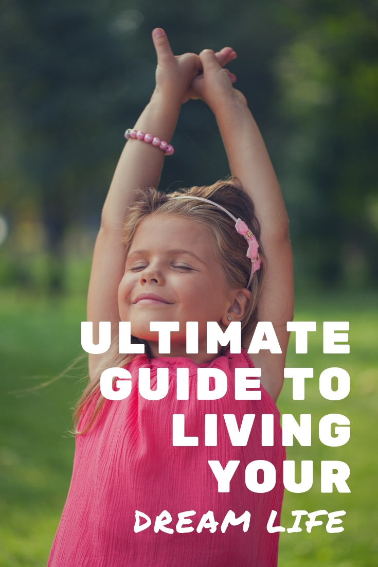 We all have ideas of what our dream life would look like; what life would be like if we could pursue our passions. Find out how to create that life for your self.