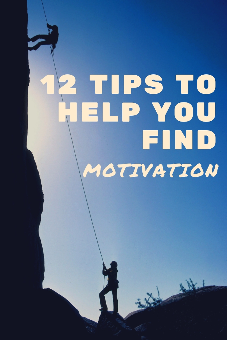 When you are busy rushing around and overwhelmed by your to dos, motivation can be elusive. These tips will help you find your motivation and keep it.