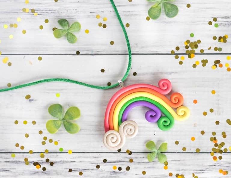 rainbow-polymer-clay-neckalce-for-St-Patricks-Day.jpg