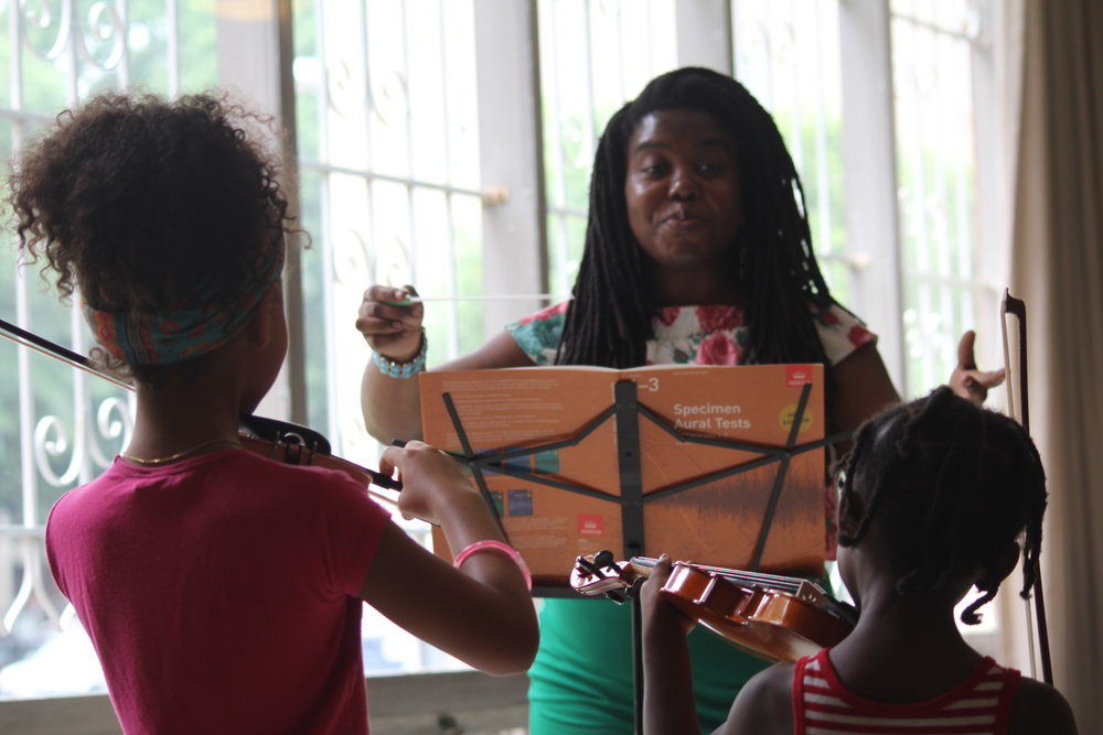 Children's Chamber Orchestra