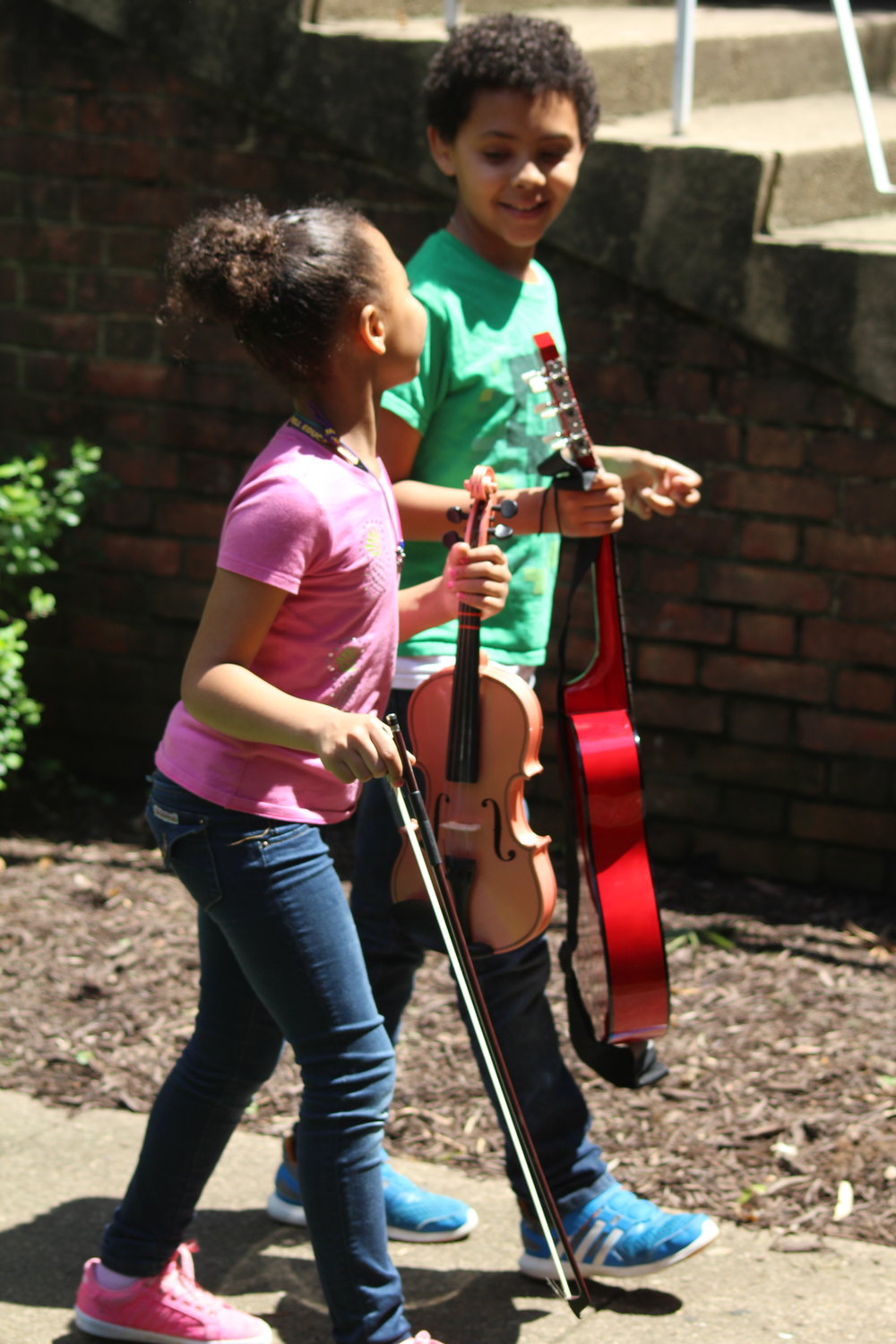 violin Guitar Camp