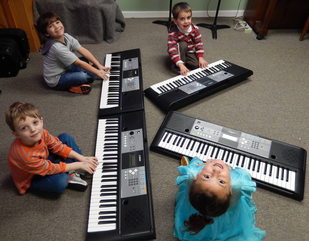CCMP-ECM Piano Initiation Class