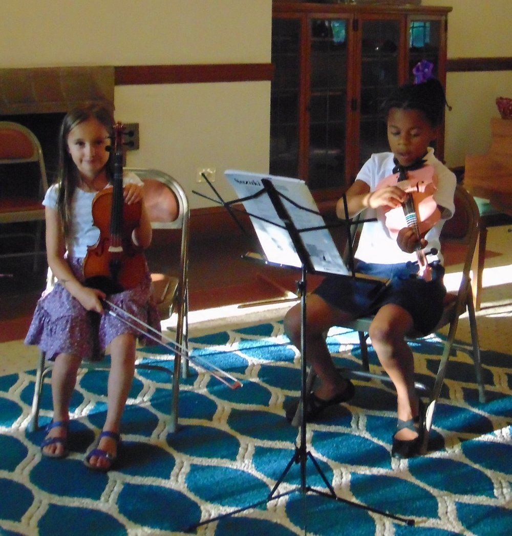 Partner Violin Lesson