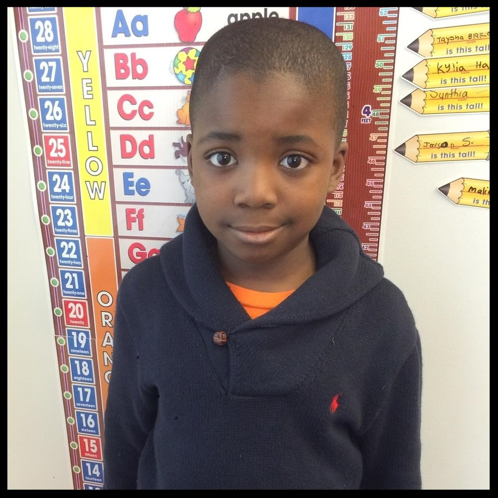 Elijah used to hide under his desk when he was asked to read. Because of the READ program, he caught up to his peers and now he can experience the joy of reading.