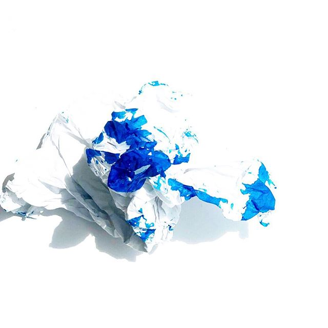 It's blue and it's magic✨