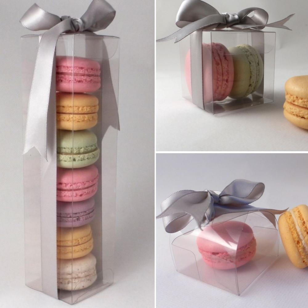 Macaron Boxes -