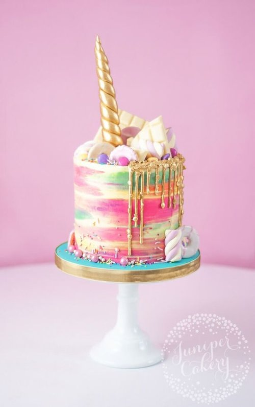 Party Ideas 12 Unicorn Cake