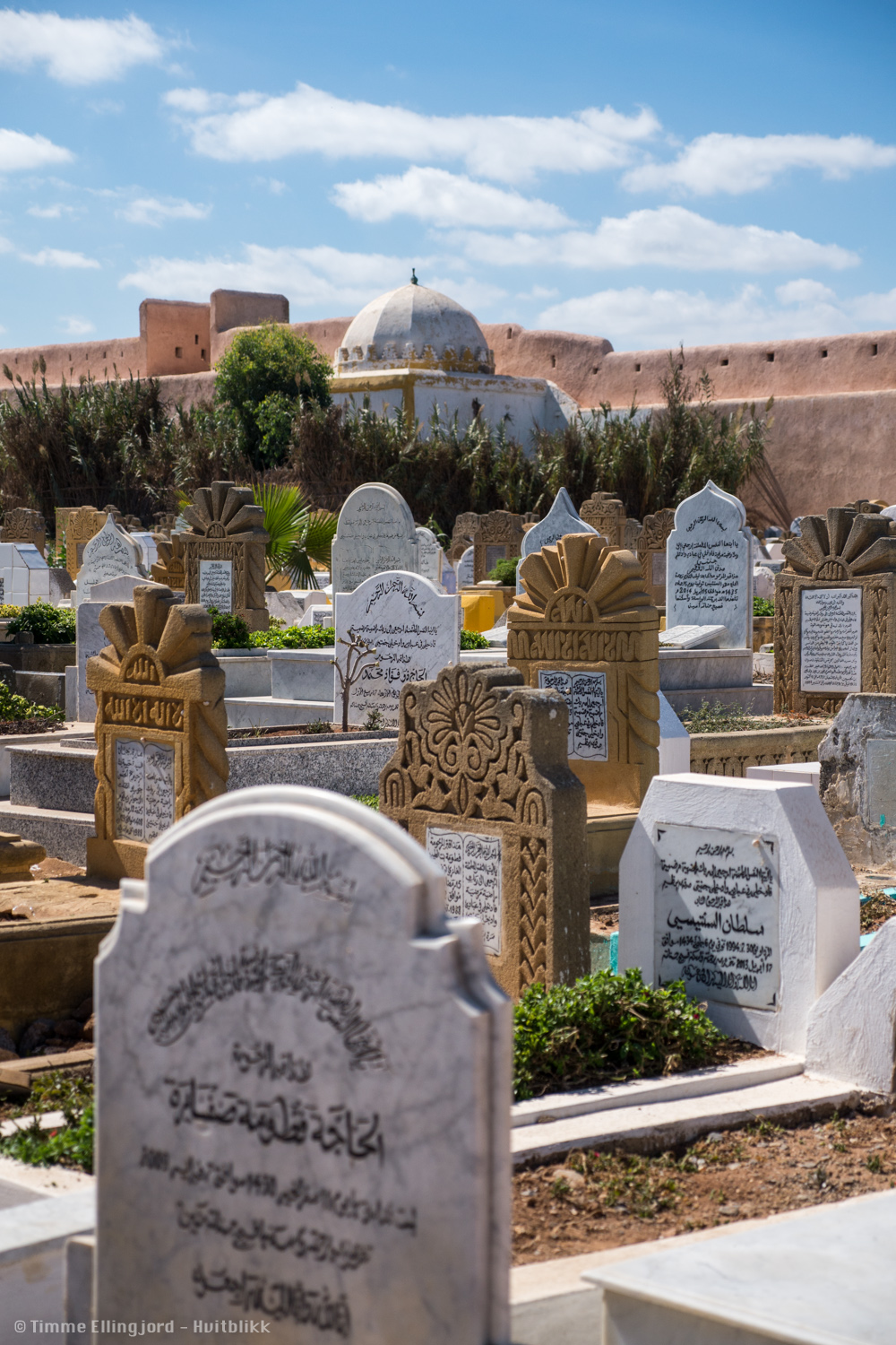 Cemetery of Rabat