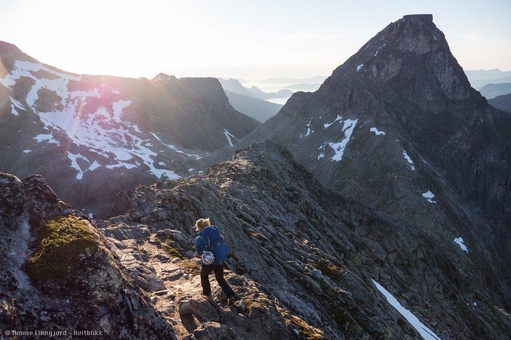 guided climbing trips -