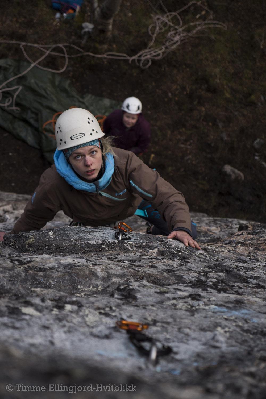 sports climbing courses -