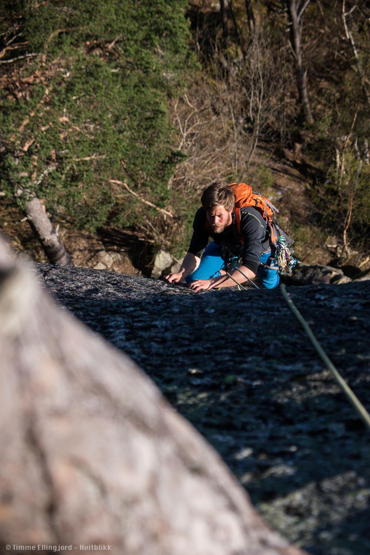 mitt sunnmøre - Klatresamling Sunnmørsk klatreklubb