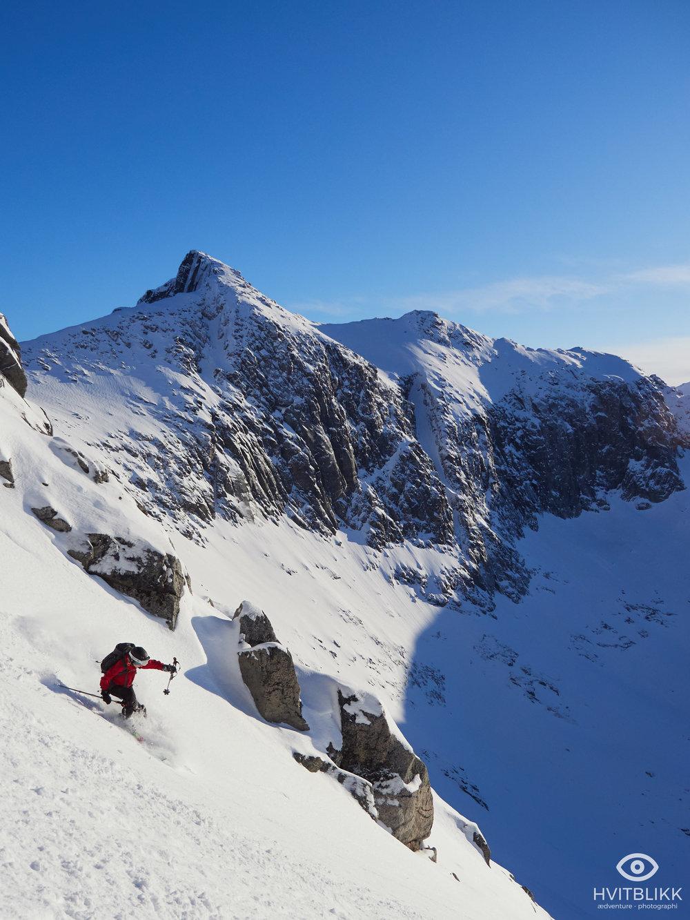 Fri flyt - Utsultet på snø