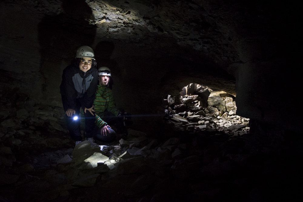 Grottetur -