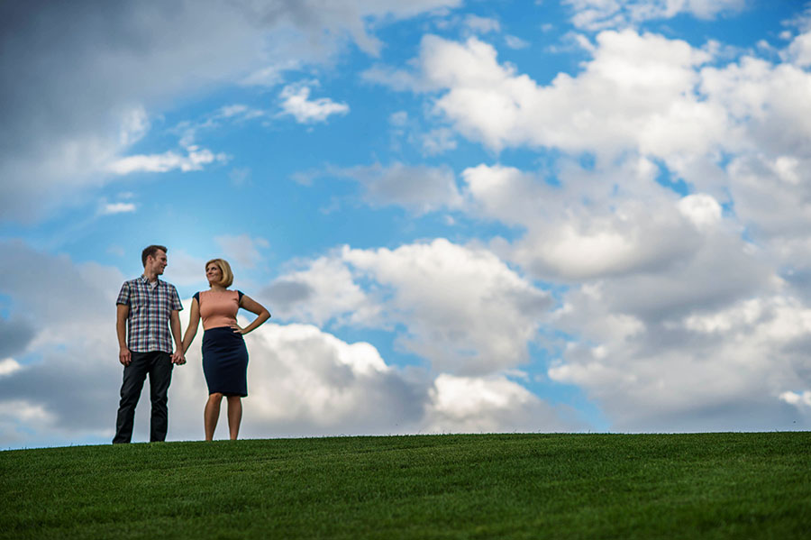 Park Locations for engagement sessions in Denver -