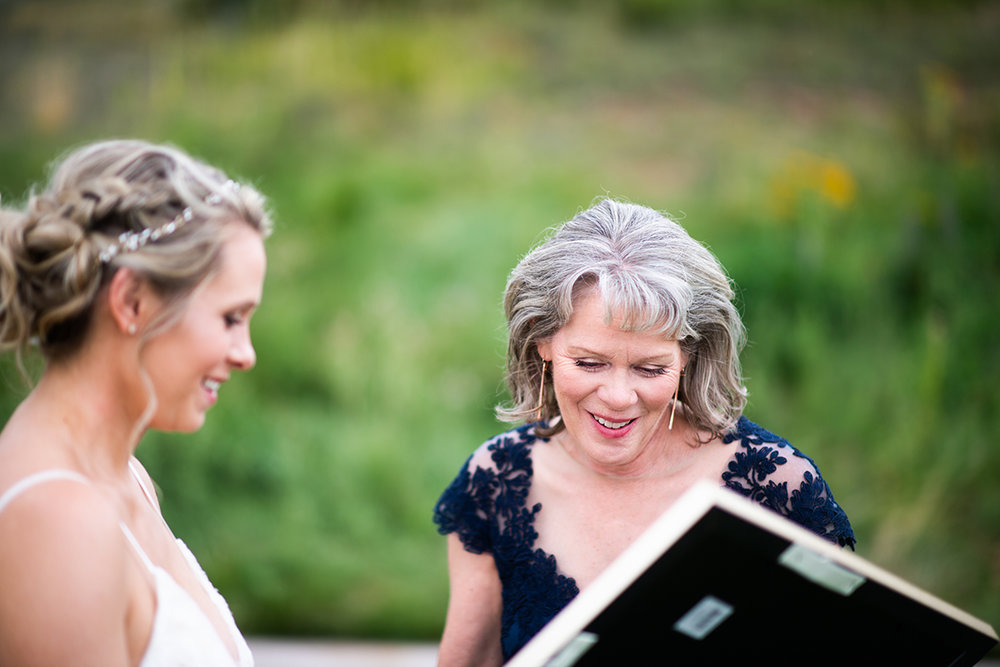 Keeping in line with traditional reverence, Katie presented her mother with a large framed photo of herself in her wedding dress, taken and developed only days prior. Her mother, Sandy, moved by the gesture was quickly reminded of a need for tissue access during her daughter's important day.