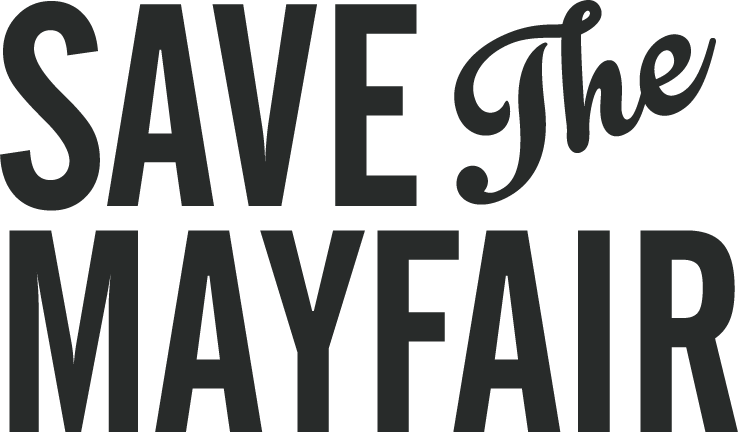 Save the Mayfair