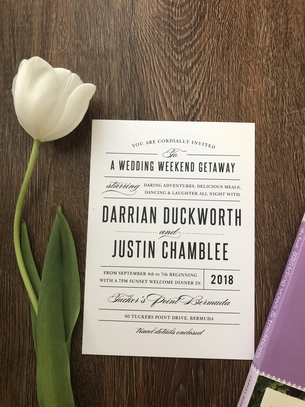 Customizable Wedding Invitations with Basic Invite — Darrian ...